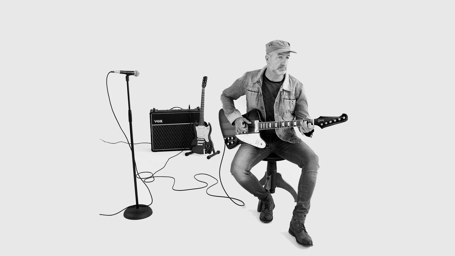 Klaus Michel Gitarre