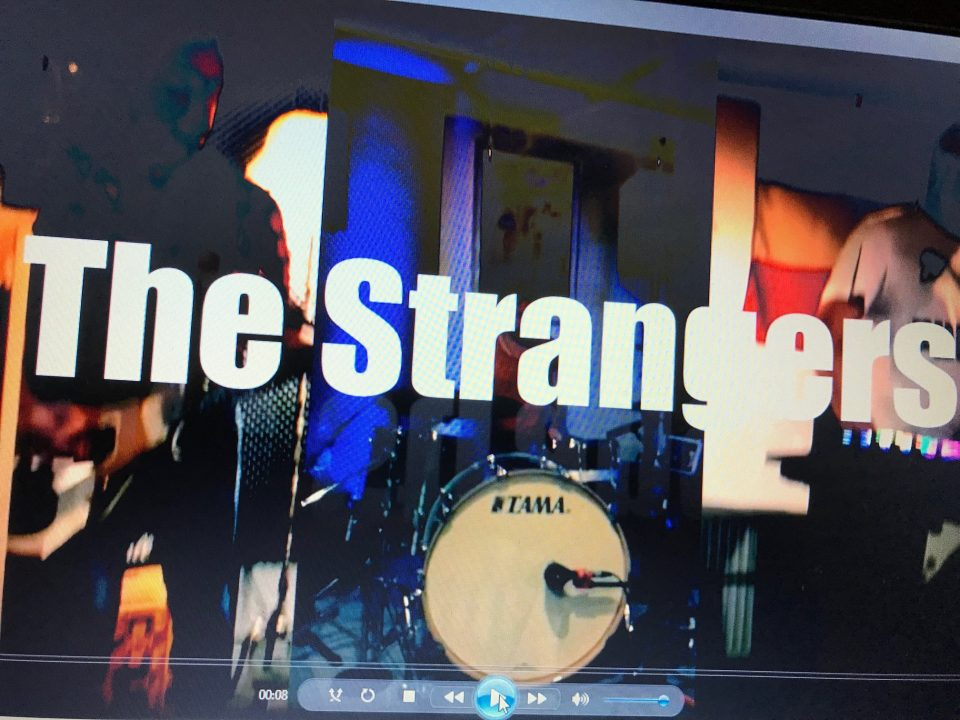 THE STRANGERS Video 05.10.2019