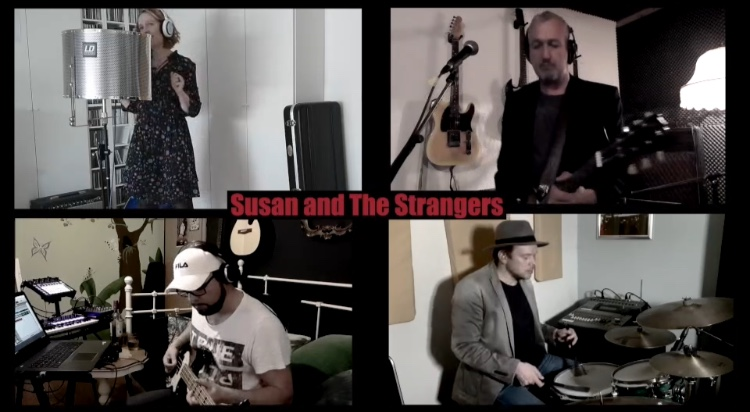 Susan and the strangers